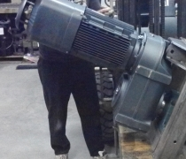 screw motor