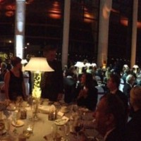Royal Canadian Geographical Society - 2015 Fellows Dinner