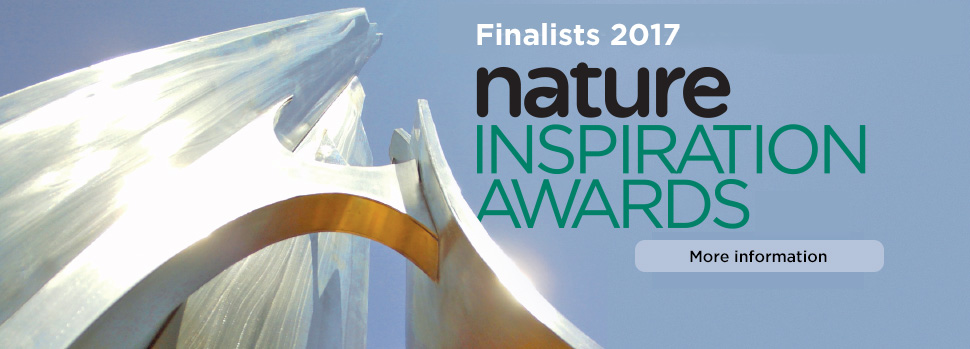 Greenbug energy Nature Inspiration Awards