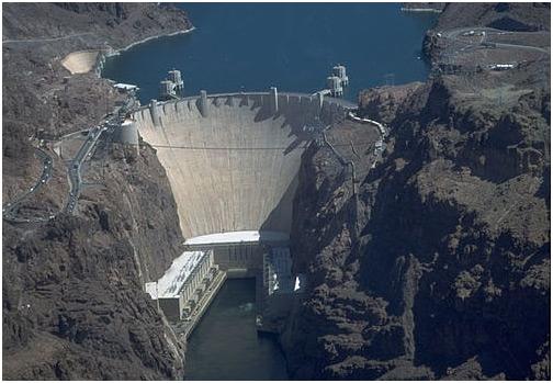 impoundment hydro site
